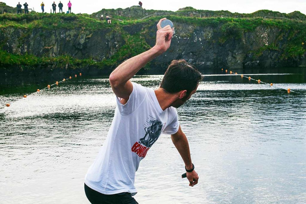 Stone Skimming World Championship