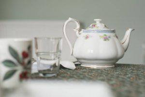 tea pot Old Manse B&B Argyll